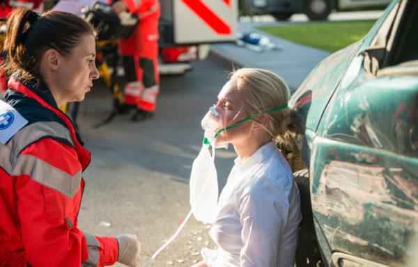Women Car Crash Injuries